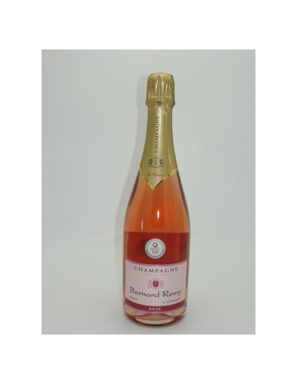 Champagne Bernard Remy - Rosé
